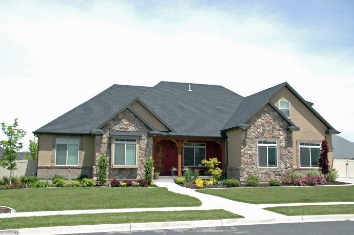 Plan 1934 rambler 1934 sq ft 7 bed 5 5 bath custom for Rambler home designs